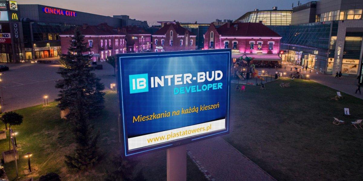 Inter-bud. Rozwiązania multimedialne. Digital Signage. Eran LED.