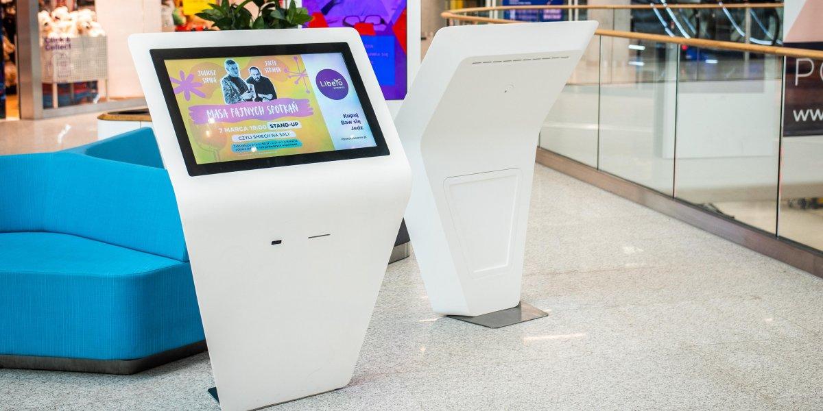 Kiosk multimedialny FIN I CITY